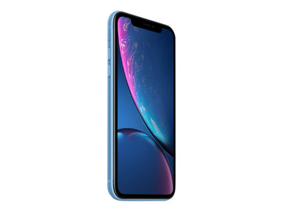 Apple iPhone XR - blue - 4G - 64 GB - CDMA / GSM - smartphone