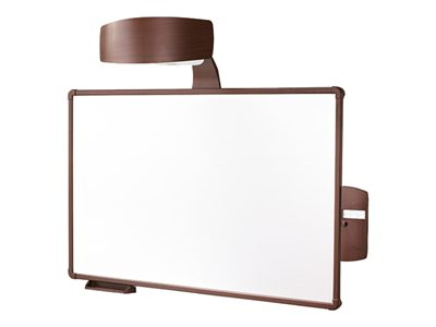 Chief AN1 Series AN1BW2 Projection screen with projector mounting system wall mountable