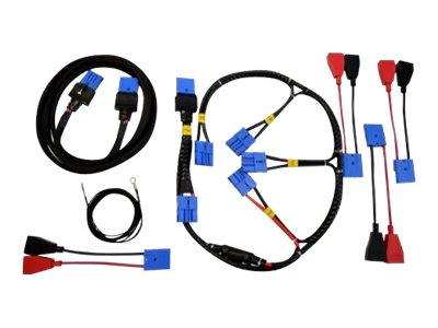 APC SecureUPS Battery Harness SBS75 Cabinet Accessory - power cable kit - 3.66 m