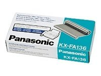 Panasonic KX-FA136 2 328 ft print film ribbon