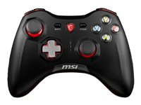 MSI Force GC30 Gamepad wireless, wired for PC