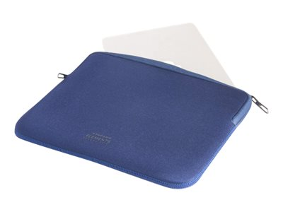 Tucano Second Skin Elements Notebook sleeve 13.3INCH blue for