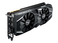 Picture of ASUS DUAL-RTX2080-A8G - Advanced Edition - graphics card - GF RTX 2080 - 8 GB (DUAL-RTX2080-A8G)
