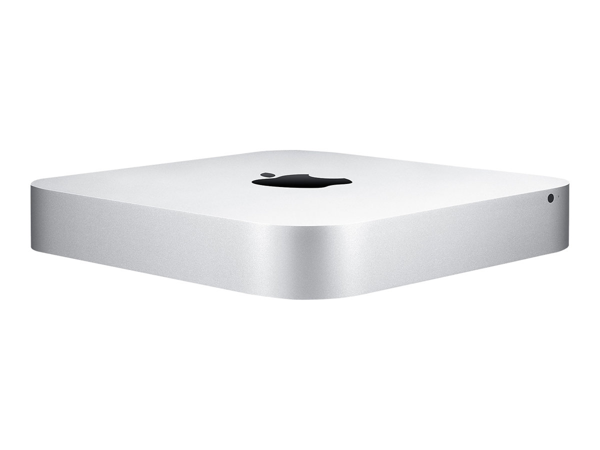 Apple Mac mini - DTS - 1 x Core i5 1.4 GHz - RAM 4 GB - HDD 500 GB - HD Graphics 5000