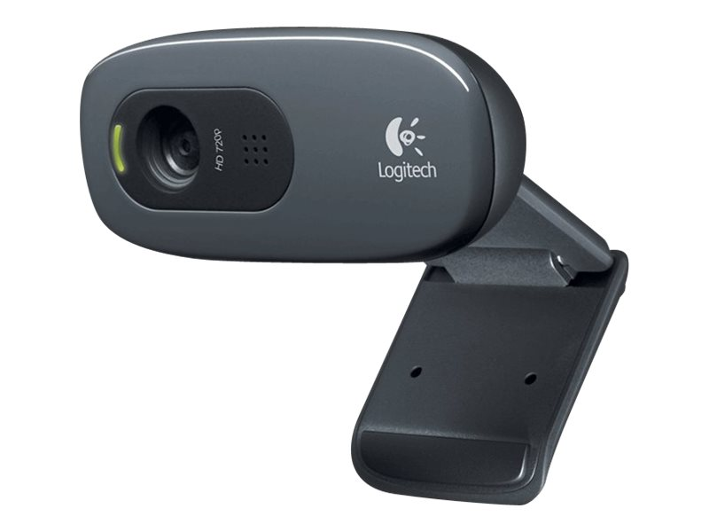 Logitech HD Webcam C270 - Web-Kamera - Farbe - 1280 x 720 - Audio - USB 2.0