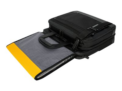 Targus Revolution Ultra-Thin Briefcase Notebook carrying case 14INCH black