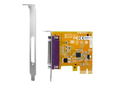 HP - Parallel-Adapter - PCIe - für EliteDesk 705 G2, 800 G2; EliteOne 800 G2; ProDesk 490 G3, 600 G2; Workstation Z238