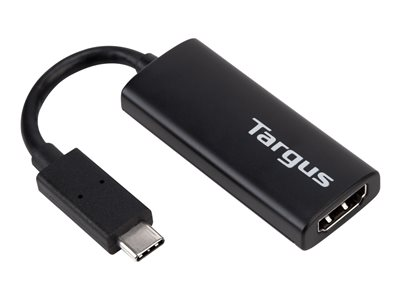 Targus External video adapter USB-C HDMI black