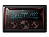 Pioneer FH S820DAB Double-DIN