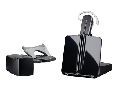 Poly CS 540 Noise-Canceling Headset convertible DECT 6.0 wireless