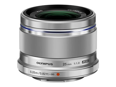 Olympus M.Zuiko Digital Lens 25 mm f/1.8 PREMIUM Micro Four Thirds
