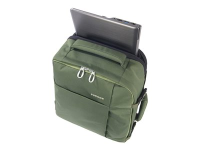 Tucano Travel TUGÒ MEDIUM Notebook carrying backpack 15INCH green