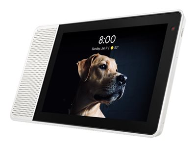 Lenovo Smart Display Smart display LCD 8INCH 1280 x 800 wireless Wi-Fi, Bluetooth