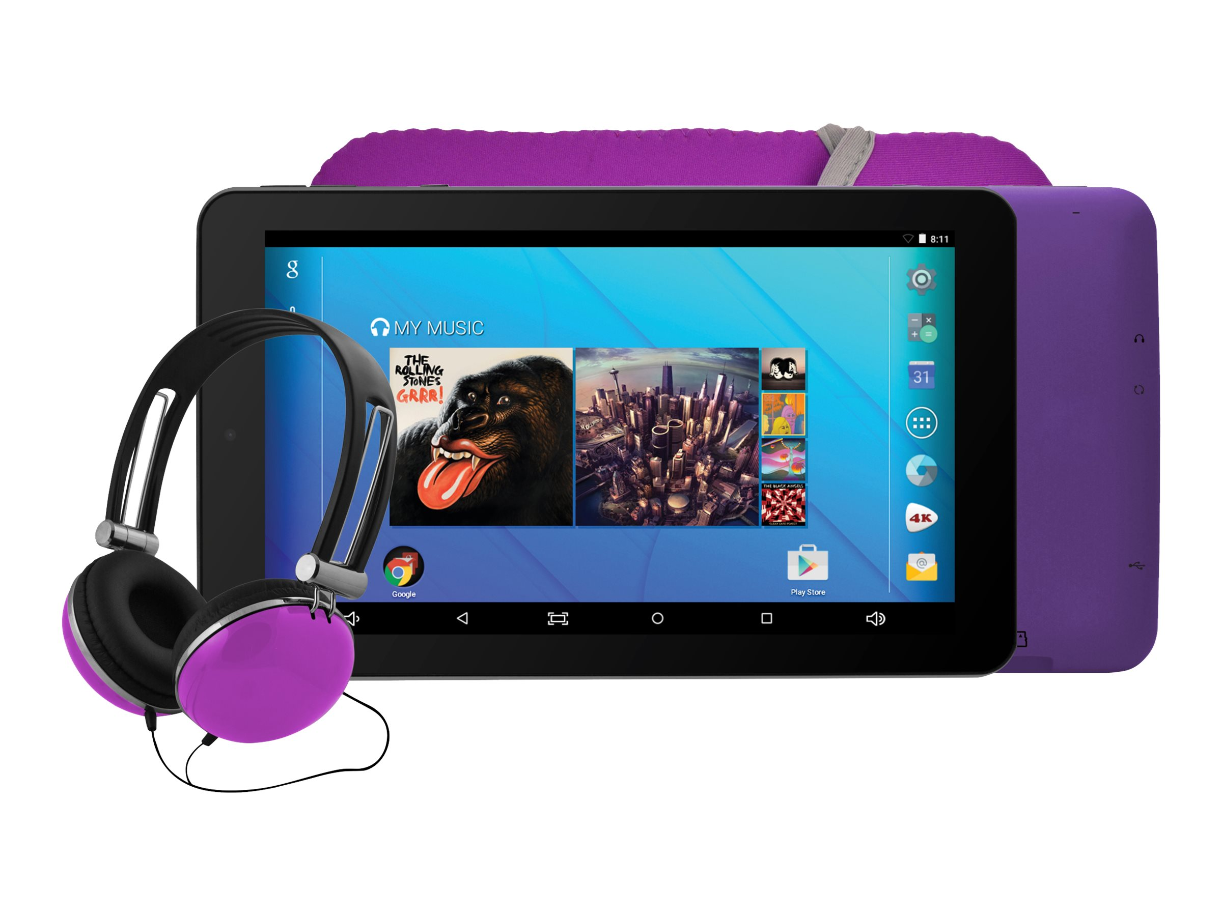 """Ematic EGQ373 - tablet - Android 7.1 (Nougat) - 16 GB - 7"""""""