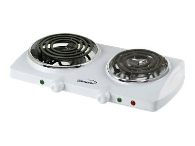 Brentwood TS-368 Electric hot plate white