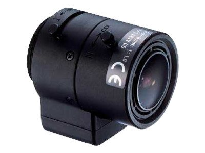 AXIS Zoom lens 3 mm 8 mm f/1.0 for AXIS 211; Network Cam
