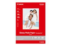 Picture of Canon GP-501 - photo paper - 100 sheet(s) - 100 x 150 mm (0775B003)