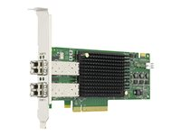 Emulex LPe31002 Gen 6 (16Gb), dual-port HBA (upgradeable to 32Gb) - Hostbus-Adapter