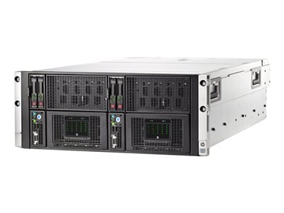 HPE ProLiant SL4540 Gen8 Tray 2x Node Server Server blade 2-way RAM 0 MB SATA/SAS