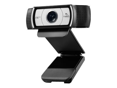 Logitech Webcam C930e - Web-Kamera - Farbe - 1920 x 1080 - Audio - USB 2.0