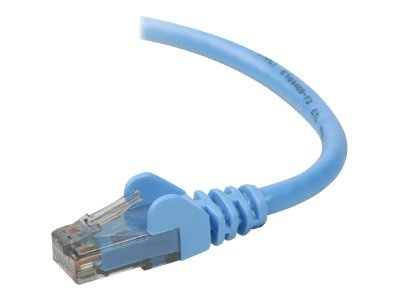 Belkin patch cable - TAA Compliant - 6.1 m - blue