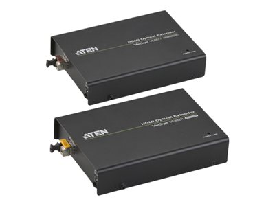 VE882 HDMI Optical Extender Transmitter and Receiver Units