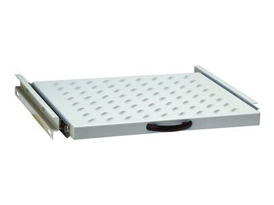 Digitus DN-19 TRAY-2-600 - Rack - Regal - RAL 7035 - 48.3 cm (19