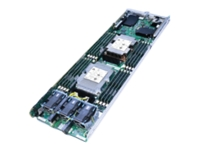 Intel Compute Module HNS2600BPS - Server - blade - 2-way - RAM 0 MB - no HDD - GigE, 10 GigE - monitor: none