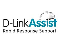 D-Link Assist Gold Category B - Extended service agreement