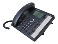 AudioCodes 430HD SIP IP Phone VoIP phone SIP, SDP 6 lines black