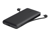Belkin BOOST CHARGE PLUS - Banque d'alimentation - 10000 mAh - 23 Watt