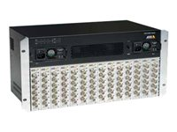AXIS Q7920 Video Encoder Chassis Video server chassis 5U rack-mountable