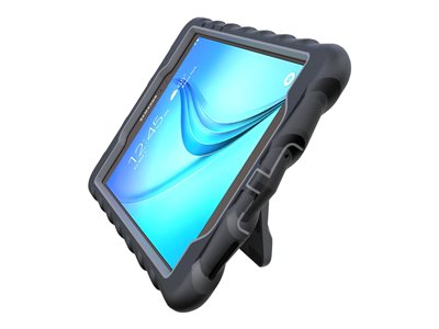Gumdrop Hideaway Protective case for tablet rugged rubber black 9.7INCH