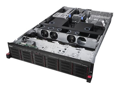 Lenovo ThinkServer RD450 70QS Server rack-mountable 2U 2-way
