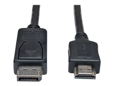 Tripp Lite 15ft DisplayPort to HDMI Adapter Converter Cable Video / Audio M/M 15'