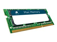 CORSAIR Mac Memory DDR3  4GB 1066MHz CL7  Ikke-ECC SO-DIMM  204-PIN