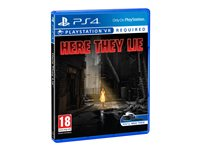 Here They Lie - PlayStation 4, Sony PlayStation 4 Pro