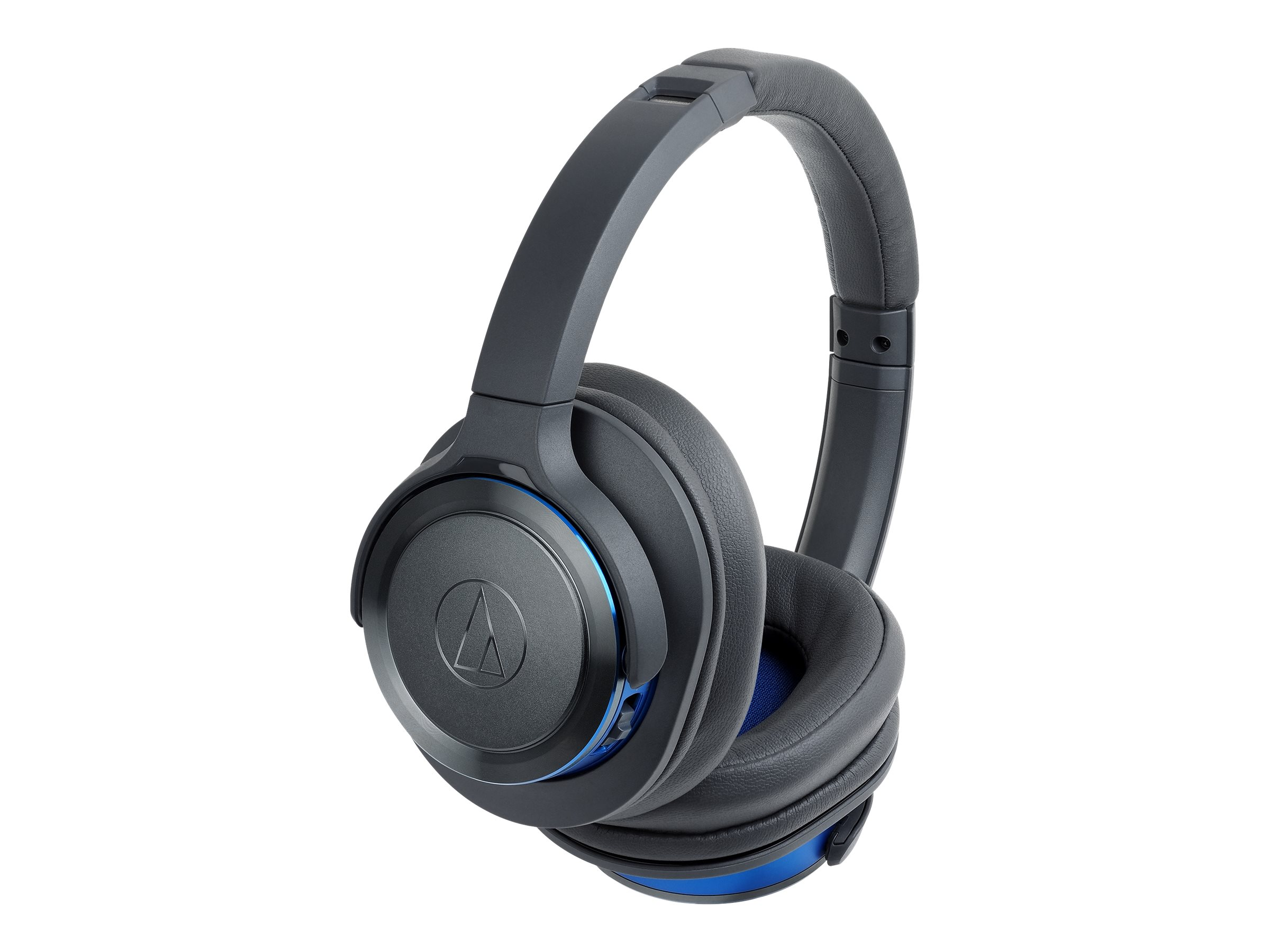 Audio-Technica SOLID BASS ATH-WS660BT - headphones with mic