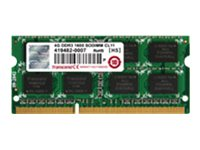 4GB DDR3 1600MHz CL11 SODIMM, 256Mx8, JetRam