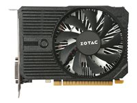 ZOTAC GeForce GTX 1050 Ti Mini - Grafikkarten