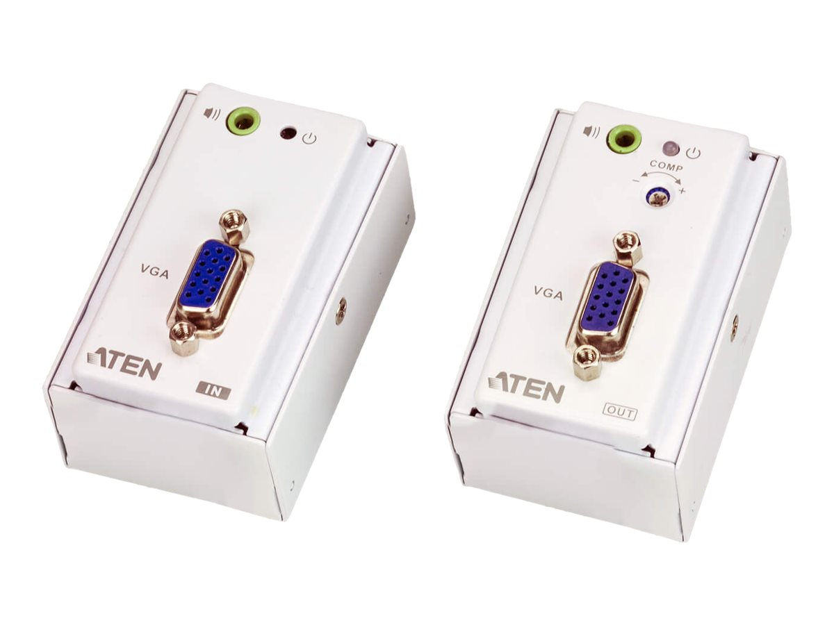 ATEN VanCryst VE157 VGA/Audio Ca...