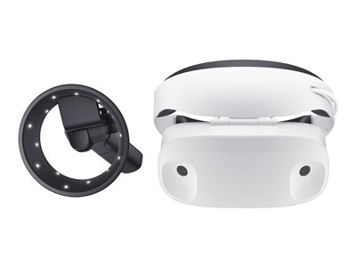 Visor with Controllers