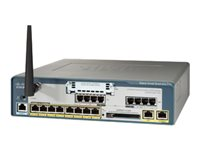 Cisco Unified Communications 540 VoIP gateway 24 users 100Mb LAN Wi-Fi 1.5U -