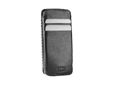 Sena Lusio Pouch for cell phone genuine leather black