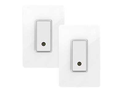 WeMo Smart Light Switch Light switch wireless 802.11n 2.4 Ghz (pack of