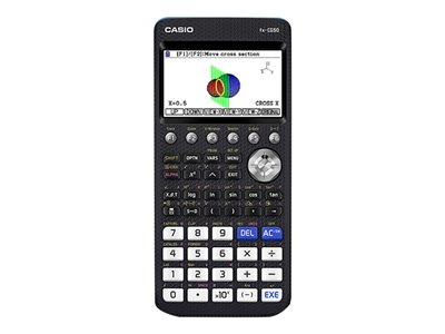 Casio FX-CG50 Graphing calculator USB battery