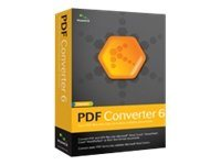PDF Converter for Mac (v. 6) license 1 user academic, volume level D Mac