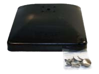 Honeywell - Mounting component (stand base) for vehicle mount computer - metal - in-car - for Thor VM1, VM2, VX8, VX9