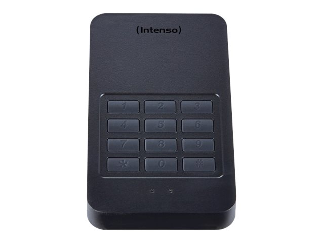 Intenso Memory Safe - Security Edition - Festplatte - 1 TB - extern (tragbar) - 6.4 cm (2.5