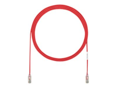 Panduit TX6-28 Category 6 Performance - patch cable - 12.2 m - red
